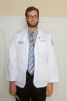 Richard Smith. White Coat Ceremony, class of 2016.