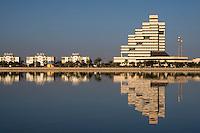 Benghazi, Libya, North Africa -- Office Building