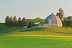 Round Barn in the Palouse