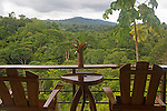 Central America, Costa Rica, Drake Bay. Drake Bay Getaway Resort.
