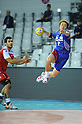 Daisuke Miyazaki (JPN),  OCTOBER 27, 2011 - Handball : Asian Men's Qualification for the London 2012 Olympic Games match between Japan 34-29 Kazakhstan in Seoul, South Korea.  (Photo by Takahisa Hirano/AFLO)