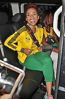 LONDON - August 09: Cedella Marley at a Screening of Marley (Photo by Brett D. Cove)
