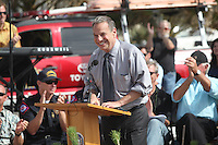 San Diego Lifeguard Bronze Memorial Dedication