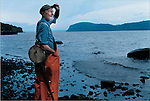 Pete Seeger, Clearwater Revival in Croton-on-Hudson, New York, on June 17, 2001