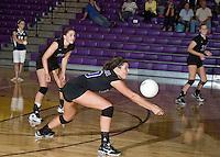 JV and Varsity Volleyball vs. Central Catholic  9-18-08