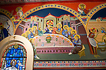 St. Sava frescos by Miloje Milinkovic