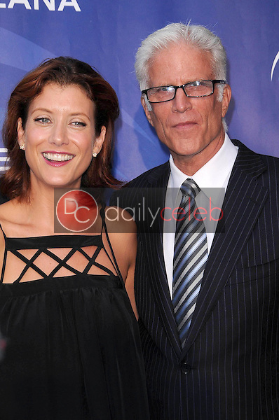 Kate Walsh and Ted Danson<br />