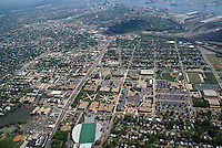 1997 April 17..Redevelopment.Old Dominion (R-28)..Aerial View.Looking South...NEG#.NRHA#..REDEV:ODU II 1 5:21