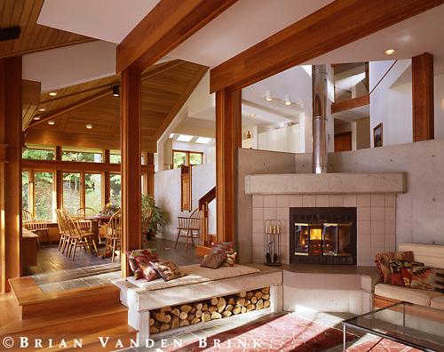 Design: Rick Burt, Architect