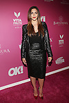 Vanderpump Rules' Katie Maloney Attends OK! Magazine's Annual 'SO SEXY' event in New York, toasting the City's sexiest celebrities of 2015 and NY's most-glamorous at HAUS Nightclub.