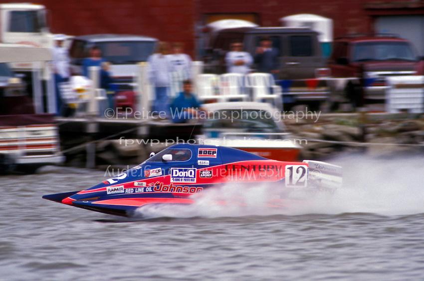 Richard Hearn (#12) Bay City, MI 1994 (SST-45)