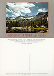 After my first trip to Mount Ansel Adams in 1985, my images were published nationally before and after the official dedication in Tuolumne Meadows.  Jeanne Adams called me to look at my color images of Mount Ansel Adams.   She selected one of my color images to be used as a postcard announcing the naming of the peak.  I am proud that they used my image.  <br /> <br /> In August of 1987, the family and friends of Ansel Adams made a trip to Mount Ansel Adams to honor Ansel by putting his ashes on the mountain.  Leading the trip were Dr. Michael Adams and his wife, Jeanne, their son, Matthew, and daughter, Sarah.  Also in the group were Ansel&rsquo;s daughter, Anne Adams Helms, and her husband, Ken Helms, and Anne's daughters, Virginia (Ginny) Mayhew and Sylvia Mayhew Desin, and Sylvia&rsquo;s husband, Greg Desin.  Other members of the trip were Roger and Mitzi Hall, Matt Weston, Mrs. Desin (Greg&rsquo;s mother), and Billy Butler.  The Adams family invited me along with Leo Stutzin (Modesto Bee reporter) and my eldest son, Aaron Golub.  <br /> <br /> With some of us on horseback and others on foot, we began the hike at Tuolumne High Sierra Camp and headed to Vogelsang High Sierra Camp for the first night out.  The second day, we began by climbing through Vogelsang Pass, then descended by switchback down to Lewis Creek.  After climbing up from the creek we hiked by the Cony Crags before descending into the Lyell Fork of the Merced River ending up near Hutchings Creek at what is now referred to as the Ansel Adams Camp.  <br /> <br /> This camp was originally known generically as a Sierra Club Camp, but has more recently been referred to as Ansel Adams Camp because in 1934, Ansel led a Sierra Club outing to the Lyell Fork of the Merced River.  After the group climbed the then-unnamed peak that Adams called &ldquo;The Tower in Lyell Fork,&quot; they gathered around the campfire and agreed that the peak should bear Ansel&rsquo;s name.  The U.S. Geological Survey does not, however, permit naming features for living individuals, so the