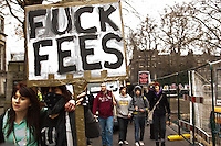 """29.01.2011 - National demo, """"No Fees, No Cuts! Defend Education & the Public Sector!"""""""