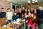 Surprise Party: Catherine Lawlor, Ballyrehan, Lixnaw celebrating her birthday with family & friends at Maisy's Restaurant, Kilflynn on Saturday night last.