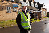 Star Pubs & Bars are making major investment in its estate this year and The Reddicap Tavern at Sutton Coldfield is the first project of the year, kicking off the investment programme. Pictured at the pub is David O'Brien, Business Development Manager for Star Pubs & Bars