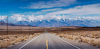 Death Valley National Park, Inyo Mountains, DVNP, Route 190, Panorama CGI Backgrounds, ,Beautiful Background