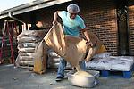CSF packs meals for Haiti