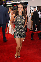 LOS ANGELES, CA - NOVEMBER 20: Danica McKellar at Westwood One on the carpet at the 2016 American Music Awards at the Microsoft Theater in Los Angeles, California on November 20, 2016. Credit: David Edwards/MediaPunch