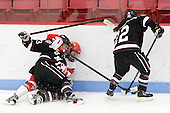 Maddy Norton (Union - 13), ?, Emma Rambo (Union - 22) - The Boston University Terriers defeated the visiting Union College Dutchwomen 6-2 on Saturday, December 13, 2012, at Walter Brown Arena in Boston, Massachusetts.