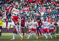 Chicago Fire vs New York Red Bulls, Sunday, March 23, 2014