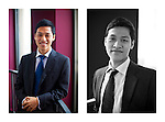 Investment advisors PXP AM, teamwork and portraits shot in Saigon