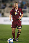 1 December 2006: Florida State's Kirsten van de Ven (NED). The University of Notre Dame Fighting Irish defeated Florida State Seminoles 2-1 at SAS Stadium in Cary, North Carolina in an NCAA Division I Women's College Cup semifinal game.