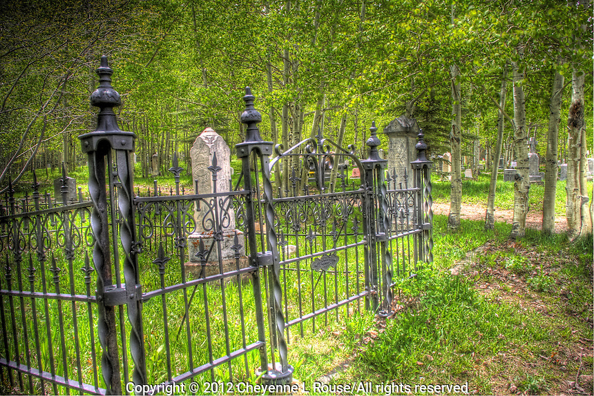 Glenwood Cemetery - Park City, Utah