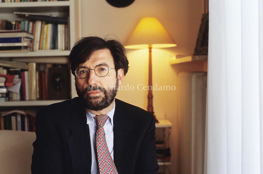 Ernesto Galli della Loggia, writer, ® uno storico e giornalista italiano, editorialista del Corriere della Sera,  ¬© Leonardo Cendamo