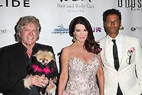 Los Angeles, CA - NOVEMBER 03: Ken Todd, Lisa Vanderpump, Eric Benét at The Vanderpump Dogs Foundation Gala in Taglyan Cultural Complex, California on NOVEMBER 03, 2016. Credit: Faye Sadou/MediaPunch