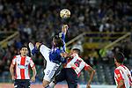 Millonarios cayó 1-2 a manos de Atlético Junior, en el estadio Nemesio Camacho El Campín, por la fecha 11 de la Liga Colombiana 2015.