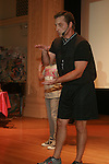 Bob Stewart Discusses Fitness at Teen Diaries Presents: Project Butterfly New York Hosted by Keri Hilson,  9/24/11