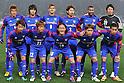 FCFC Tokyo team group line-up, MARCH 18, 2012 - Football : 2012 J.LEAGUE Division 1 between FC Tokyo 3-2 Nagoya Grampus at Ajinomoto Stadium, Tokyo,  Japan. (Photo by Atsushi Tomura /AFLO SPORT) [1035]