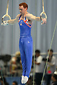 Purvis Daniel (GBR), July 2, 2011 - Artistic Gymnastics : Purvis Daniel performs on the rings during the Japan Cup 2011 at Tokyo Metropolitan Gymnasium, Tokyo, Japan. (Photo by Yusuke Nakanishi/AFLO SPORT) [1090]
