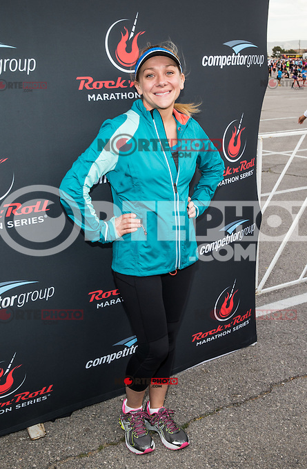 LAS VEGAS, NV - December 2 : Nicole Sullivan pictured at Rock and Roll Marathon & 1/2 on The Las Vegas Strip at Night on December 2, 2012 in Las Vegas, Nevada. © Kabik/ Starlitepics /MediaPunch Inc. ©/NortePhoto /NortePhoto©