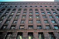 Burnham & Root: Mills Bldg. San Francisco, 1892. San Francisco's oldest large office building.  Photo '83.