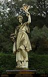 Abundance Giambologna Boboli Gardens