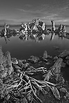Sunrise at South Tufas, Mono Lake Tufa State Reserve, California