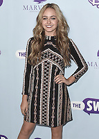 "HOLLYWOOD - OCTOBER 5:  Sophie Reynolds at the Los Angeles premiere of ""The Swap"" at ArcLight Hollywood on October 5, 2016 in Hollywood, California. Credit: mpi991/MediaPunch"
