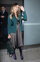 NEW YORK, NY- October 05: Sarah Jessica Parker at Times Talks promoting her new HBO series Divorce at NYU Skirball Center in New York City on October 05, 2016. Credit: RW/MediaPunch