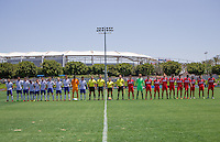 DA U-15/16 Semi Final, FC Dallas vs Chicago Fire, July 14, 2016