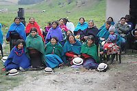 Indigenous Comunidad de Chimborazo