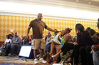 John Singleton's Masters Class at The 2009 American Black Film Festival held at The Ritz Carlton