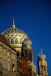 Berlin, Germany. Synagogue.