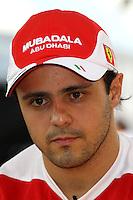 F1 GP of Australia, Melbourne 26. - 28. March 2010.Felipe Massa (BRA), Scuderia Ferrari ..Picture: Hasan Bratic/Universal News And Sport (Europe) 26 March 2010.