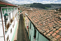 Old town Quito, Ecuador