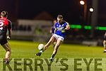 Barry John Keane Kerry in action against  Mayo in the National Football league at Austin Stack Park, Tralee on Saturday night.