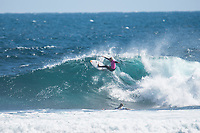MARGARET RIVER, Western Australia/AUS (Thursday, March 30, 2017) Carissa Moore (HAW) - The Drug Aware Margaret River Pro, Stop No. 2 of the World Surf League (WSL) Championship Tour (CT) continued today with remaining heats women's Round 1 called ON for a 7:00 a.m. start. After Main Break where the world's best women's surfers faced building six foot  swell.  Rounds 2and 3 were completed before a strong SW onshore came through. Photo: joliphotos.com