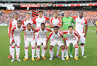 Toronto FC Starting Eleven. D.C. United defeated Toronto FC 3-1 at RFK Stadium, Saturday May 19, 2012.