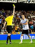 Liga BBVA - RFEF 1st division.<br /> Valencia CF (3) vs (2) Athletic de Bilbao.<br /> Mestalla Stadium (Valencia - Spain).<br /> 20-10-12