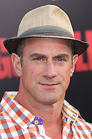 """HOLLYWOOD, LOS ANGELES, CA, USA - MAY 08: Christopher Meloni at the Los Angeles Premiere Of Warner Bros. Pictures And Legendary Pictures' """"Godzilla"""" held at Dolby Theatre on May 8, 2014 in Hollywood, Los Angeles, California, United States. (Photo by Xavier Collin/Celebrity Monitor)"""